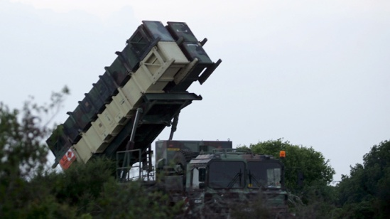 A Patriot anti-missile system (Reuters) / Reuters